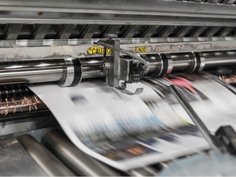 Jak działa drukarnia